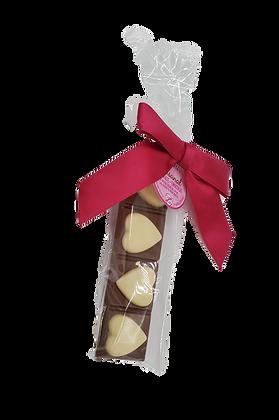 Language of Love Chocolate Bar
