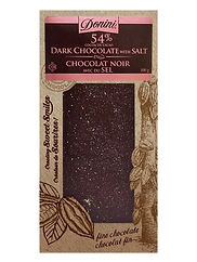 Donini 54% Dark Chocolate with Salt