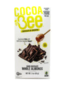 Cocoabee Dark Chocolate Almond Bar.jpg