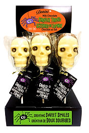 Donini Milk Chocolate Skull Lollipop.jpg