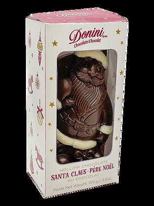 Hollow Chocolate Santa Claus