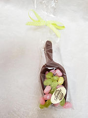 Chocolate Shovel with Jelly Beans, 75g