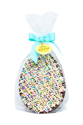 Milk Chocolate Easter Quin Egg, 195 g