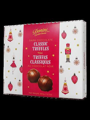 Dark Chocolate Classic Truffles
