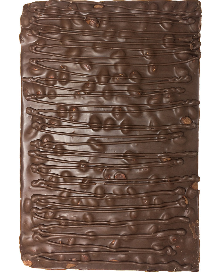 Donini Dark Chocolate Almond Bark Slab.jpg