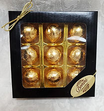 9pc Secrets Dark Chocolate Hazelnut Truffles, 180g