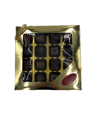 Gourmet Assorted Truffles - 16 piece