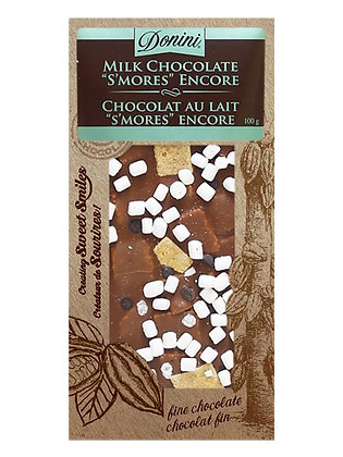 Milk Chocolate S'mores Encore, 100g