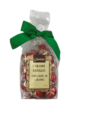 Caramel Kringles