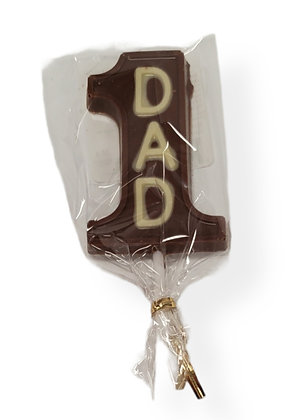 # 1 Dad Lollipop