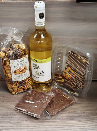 White Wine Pamper Me Package