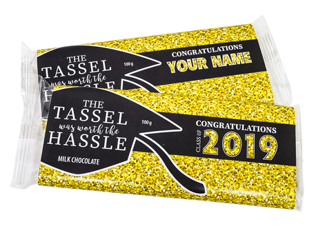 Congratulations The Tassle Was Worth The Hassle