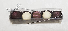 5pc Assorted Classic Handmade Truffles, 75g