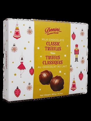 Milk Chocolate Classic Truffles