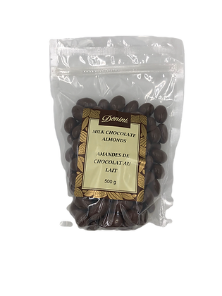Milk Chocolate Almonds - 500G