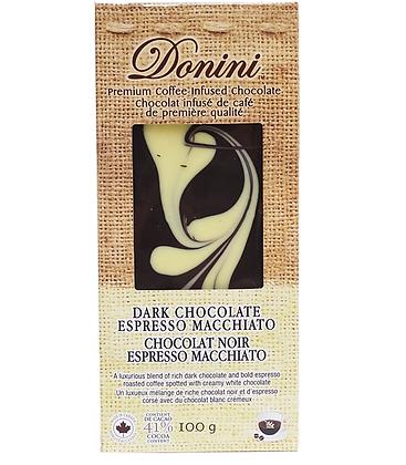 Dark Chocolate Espresso Macchiato, 100g