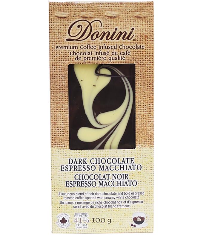Dark Chocolate Espresso Macchiato