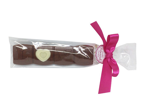 Love Milk Chocolate Bar, 35g