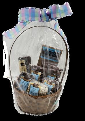 No Sugar Added Chocolate Gift Basket, Large