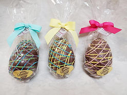 Decorated Hollow Easter Eggs, 175g