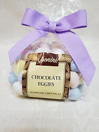 Easter Chocolate Eggies 250g