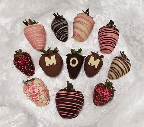 Chocolate Covered Strawberries - 1 dozen