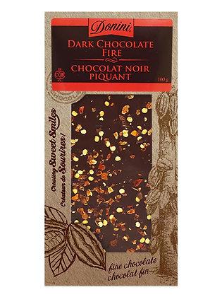 Dark Chocolate Fire, 100g
