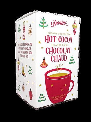 Creamy Chocolate Hot Cocoa