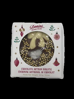 Milk Chocolate Artisan Wreath