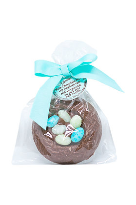 Milk Chocolate Nest with Jelly Beans, 100 g