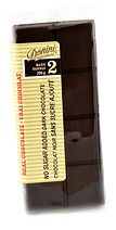 Donini No Sugar Added Dark Chocolate, 200g