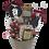 Thumbnail: Round Tree Holiday Basket