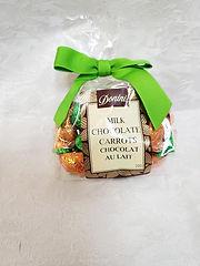 Milk Chocolate Carrots, 200g