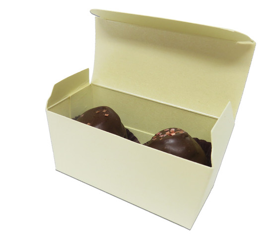 Ivory Truffle Box