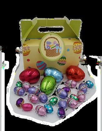 Easter Basket # 2 - All Foiled Eggs