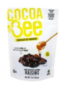 Cocoabee Dark Chocolate Covered Raisins