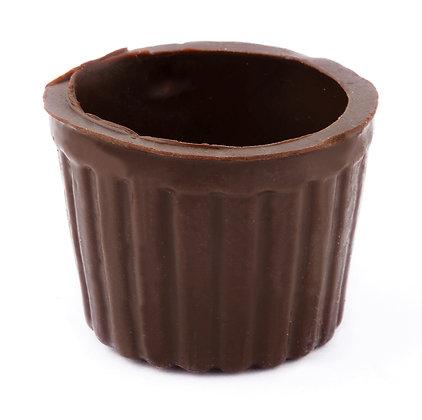 Couverture Milk Chocolate Cups, 2.625 kg