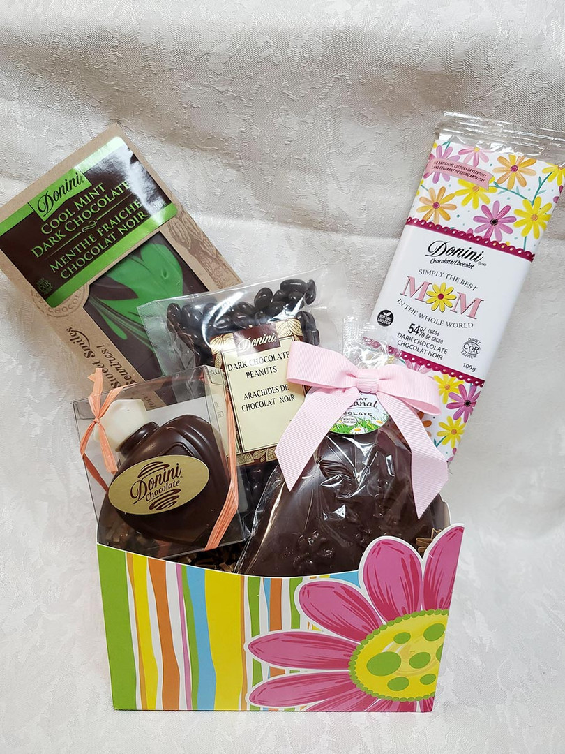 Mother's Day Gift Basket B Dark