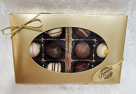 12pc Assorted Classic Handmade Truffles, 180g