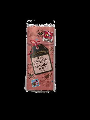 Valentine Milk Chocolate Novelty Bar