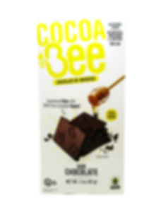 Cocoabee Dark Chocolate Bar