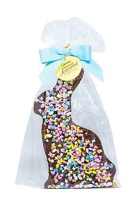 Milk Chocolate Quin Bunny, 185 g