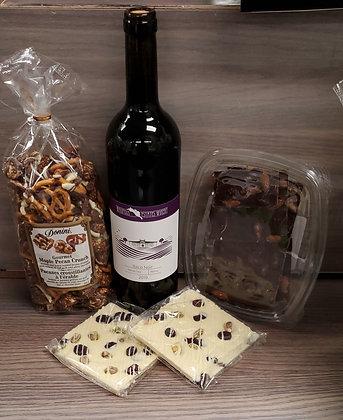Red Wine Pamper Me Package