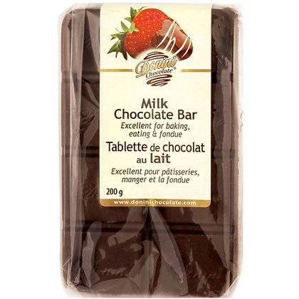 Jumbo Couverture Milk Chocolate, 200g