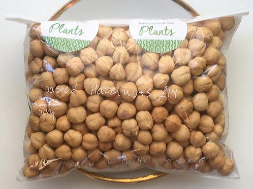 Toasted Tonda Gentile Hazelnuts
