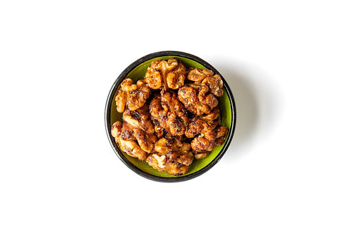 Walnuts with Ancho Chili, Rosemary and Lime - 100g