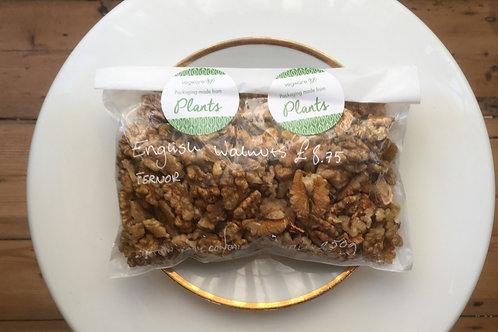 English Walnuts - TEHAMA Variety - 250g