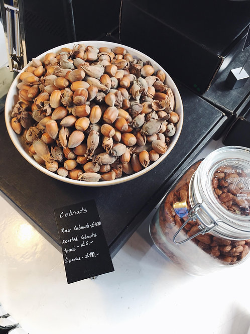 Cobnuts in shell  - 500g