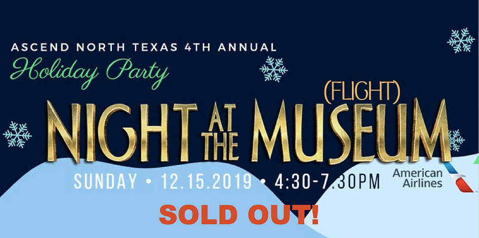 Holiday Party 12.15.2019  Banner Sold Ou