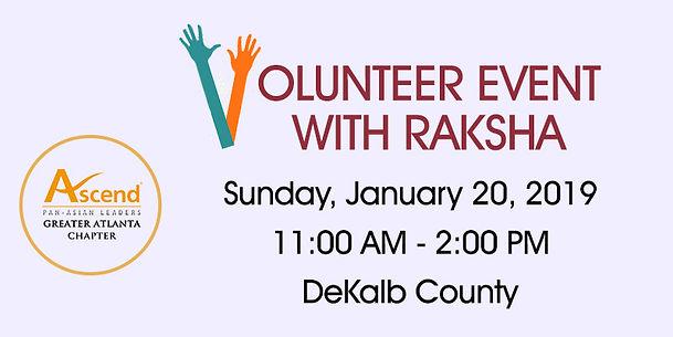 Volunteer Event with Raksha Banner.jpg